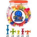Fat Brain Toys - Przyssawki Squigz mini 75 el