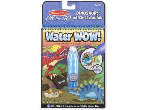 Melissa and Doug - Water WOW! dinozaury