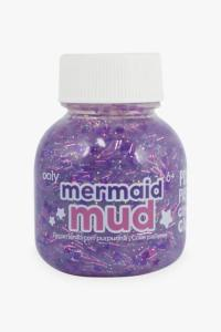 Ooly - Klej brokatowy mermaid mud