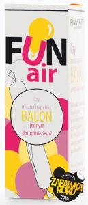Funiversity - Mini eksperyment - Fun air - Balon