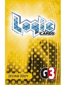 G3 - Logic Cards żółty