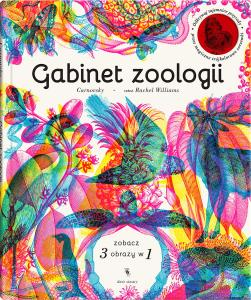 Gabinet zoologii - Rachel Williams