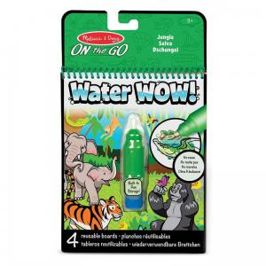 Melissa and Doug - water WOW dżungla