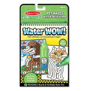 Melissa and Doug - Water WOW zwierzaki