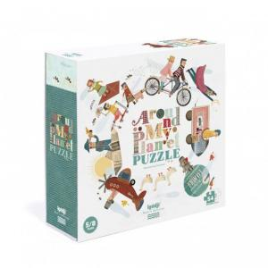 Londji - Puzzle Around my planet - Dookoła mojej planety