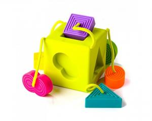 Fat Brain Toys - Sorter Kostka Oombee Cube