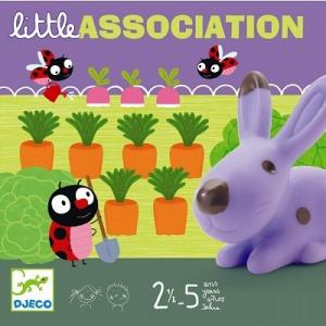 Djeco - Gra Little association