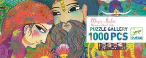 Djeco - Puzzle Magic India 1000 el