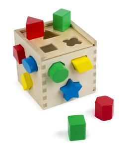 Melissa and Doug - Sorter kostka