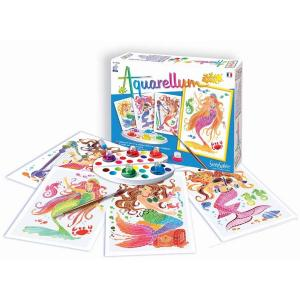 Akwarele junior syreny