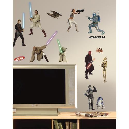 Naklejki Scienne Star Wars Prequel Roommates Sklep